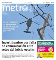 Metro Puerto Rico - 30/07/2020