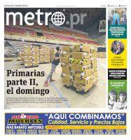 Metro Puerto Rico - 13/08/2020