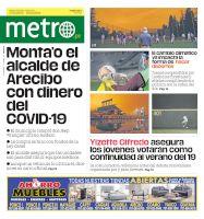 Metro Puerto Rico - 17/09/2020