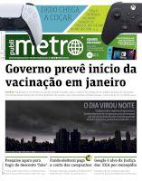 Sao Paulo - 21/10/2020