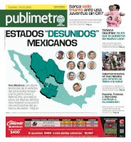 Mexico City - 29/10/2020
