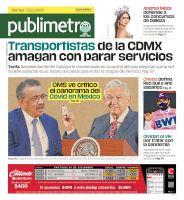 Mexico City - 01/12/2020