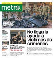 Metro Puerto Rico - 14/01/2021
