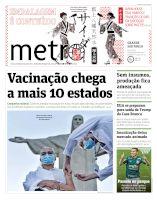 Sao Paulo - 19/01/2021
