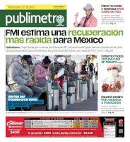 Mexico City - 27/01/2021