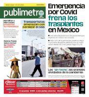 Mexico City - 03/03/2021