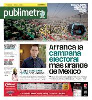 Mexico City - 05/03/2021