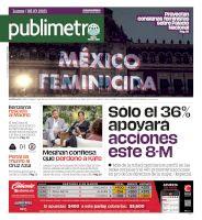 Mexico City - 08/03/2021