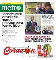 Metro Puerto Rico - 08/04/2021